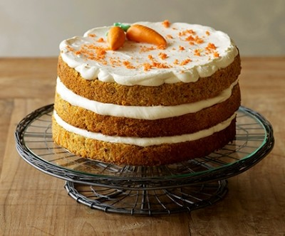 Tegral Carrot Layer Cake